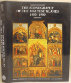 The iconography of the Maltese Islands 1400-1900 - painting
