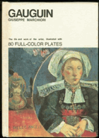 Seller Image GAUGUIN The Life and Work of the Artist Illustrated with 80 Full Color Plates