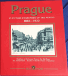 Prague in picture postcards of the period 1886-1930
