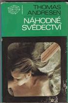 Náhodné svědectví - kriminální román