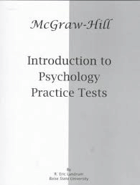 Introduction to psychology practice tests