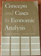 Concepts and cases in economic analysis