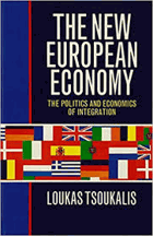 The new European economy - the politics and economics of integration.