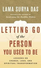 Letting go of the person you used to be