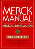 The Merck manual of medical information.