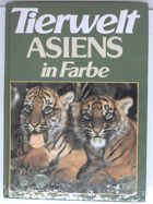 Tierwelt asiens in farbe