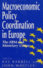 Macroeconomic policy coordination in Europe