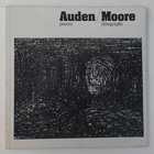 Auden + Moore. Poems and Lithographs