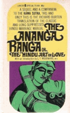 The Ananga Ranga of Kalyana Malla, or, The Hindu Art of Love -a Sequel to the Kama Sutra