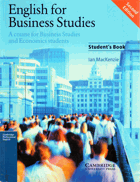English for Business Studies - Student's Book