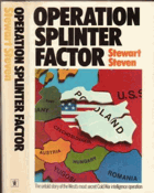 Operation Splinter Factor