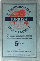 Turkish Self-Taught. In Latin Characters - By the Natural Method with the English Phonetic ...