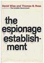 The espionage establishment