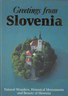 Greetings from Slovenia.