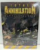 PC CD Total Annihilation Battle Tactics by GT Interactive - BNIB - Original