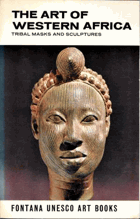 The art of Western Africa tribal masks and sculptures