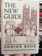 The New Guide Junior Book. Marie Duve, Karl Kreter