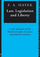 Law, Legislation and Liberty vol. II the Mirage of Social Justice - a New Statement of the Liberal ...