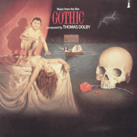 ‎Music From The Film Gothic