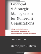 Financial and strategic management for nonprofit organizations