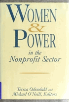 Women and power in the nonprofit sector.