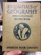 ESSENTIALS OF GEOGRAPHY Second Book by Brigham & McFarlane