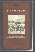 Breaker Boys, the NFL's Greatest Team and the Stolen 1925 Championship