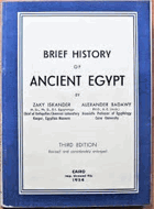 Brief history of ancient Egypt