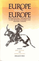 Europe speaks to Europe - international information flows between Eastern and Western Europe