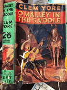 O´MALLEY IN THE SADDLE