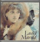 Luděk Marold - monografie s ukázkami z malířského díla