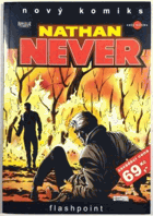 Nathan Never #03 - Flashpoint