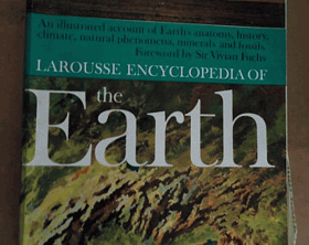 Larousse encyclopedia of the Earth