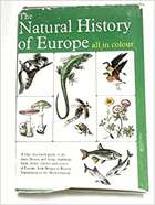 The natural history of europe all in colour