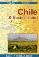 Chile and Easter Island. A Lonely Planet Travel Atlas