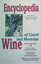 Encyclopedia of Czech and Moravian wine