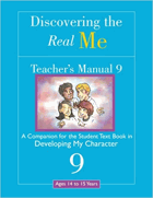 Discovering the Real Me Teacher's Manual vol. 9 - 11