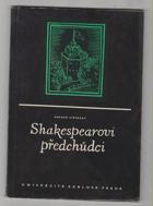 Shakespearovi předchůdci