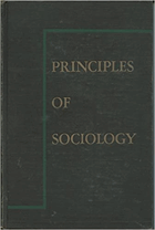 Principles of sociology - A text with readings