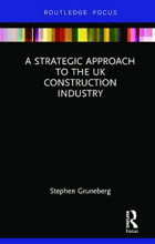 A strategic approach to the UK construction industry.