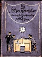 Vom Stift zum Handelsherrn - Ein deutsches Kaufmannsbuch