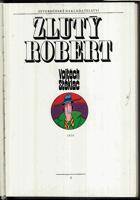 Žlutý Robert. BEZ PŘEBALU