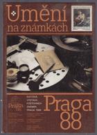 Umění na známkách - Katalog výstavy, Praha červenec 1988