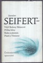 Vějíř Boženy Němcové - Přilba hlíny - Ruka a plamen - Píseň o Viktorce