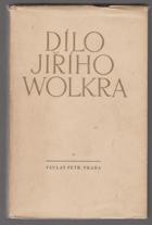 3SVAZKY Dílo Jiřího Wolkra I - III