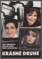 Krásně druhé - knižní podoba rozhlasových rozprav Milana Heina s Hanou Heřmánkovou, Annou ...