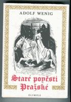 Staré pověsti pražské BEZ PŘEBALU