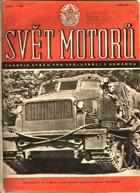 Svět motorů - čtrnáctidenní motoristická revue
