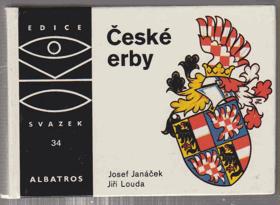 České erby - pro děti od 9 let