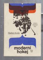 Moderní hokej - trenér, trénink, hra